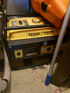 Generator  for sale works great