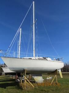 C & C Sailboat For Sale