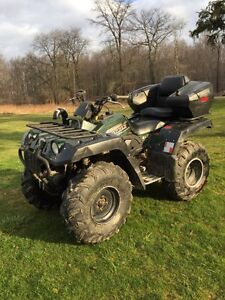 2000 grizzly 600cc