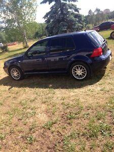 **New Price** 2002 VW Blue 2.0