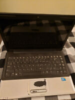 Compaq Laptop with charger - Core 2 Duo