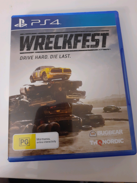 Wreckfest ps4 | Playstation | Gumtree Australia Canada Bay