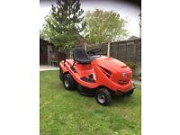 Dolmar Briggs and staton ride on lawn mower 13hp
