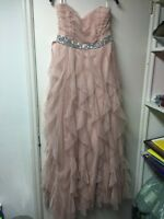 Pink/Gold Prom Gown s13