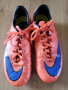 Nike mercurial cleats - Size 4.5 Youth