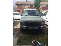 Land Rover 2003