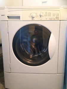 Kenmore High Efficiency Front Load Super Capacity Washer
