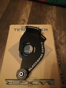 Brand New Blackspire Dewlie Double Ring Chain Guide