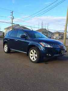 2007 Nissan Murano SL SUV, Crossover - Excellent Condition