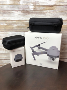 DJI Mavic Pro Essentials Videographer Bundle - NEW