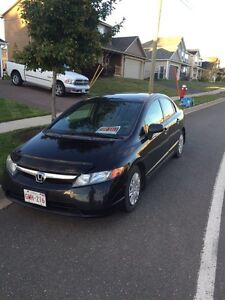 2007 Honda Civic DX.