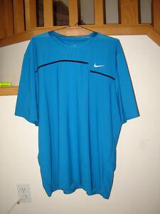 Nike, Champion, Coolmax Tops sz XL, XXL, Shorts XXL, 40