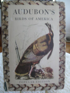 "1950 VINTAGE POPULAR ""AUDUBON'S BIRDS of AMERICA"