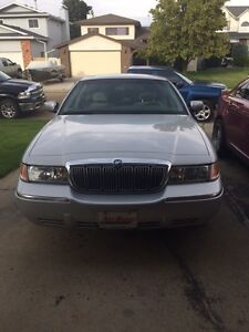 1999 Ford Grand Marquis GS