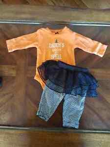 Carter's 3 Month Witch's Outfit