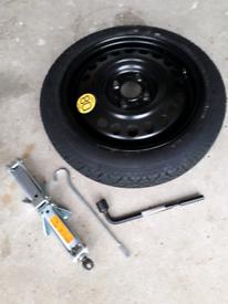New Micra Spare Wheel