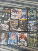87 games and magazines