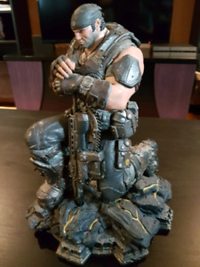 Statue collector's edition de Gears of War 3