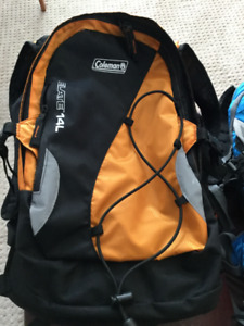 Coleman Hydration Backpack - 14L - never used