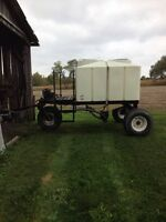 Yetter Seed Cart