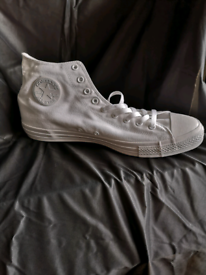 New Converse Chuck Taylor All Star Mono Canvas Size 18 UK
