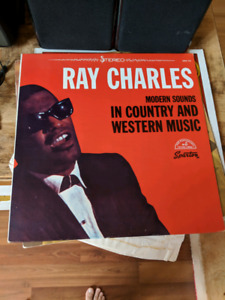 Ray Charles - Modern Sounds in Country and Western Music LP