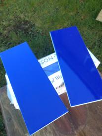 Tiles Vivid blue