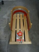 Infant / Toddler sleigh NEVER USED PERIOD BRAND NEW MINT !!