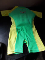FOUND:  Infant Wet Suit
