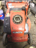 Kubota W5019 Push Mower