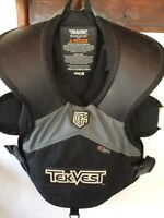 TekVest by TekRider Youth vest with shoulder pads