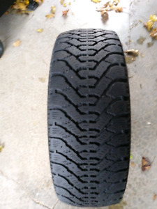 Winter tires 215/55R17