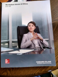 Workplace Issues & Ethics textbook
