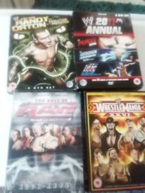 Wrestlers dvds