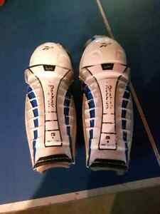 Hockey shin pads and elbow pads used  Peterborough Peterborough Area image 3