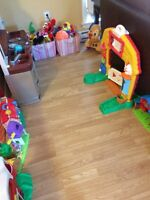 Child care in my home one full time available any age