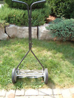 Great States Hand Reel Push Lawn Mower in very good condition