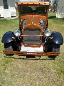 1929 FORD MODEL A 5 WINDOW COUPE FOR SALE