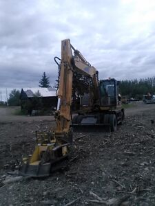 Brush Cutting, Removal & Brush Mowers for hire. Prince George British Columbia image 7