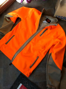 Orange Hunting Jacket