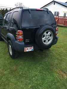 2006 Jeep Liberty SUV, Crossover Rare Diesel! St. John's Newfoundland image 3