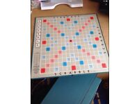 Old Scrabble Boards