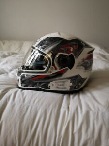 Casque pour Moto / Helmet for motorcycle