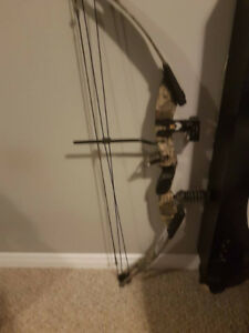 compound bow (team fitzgerald)