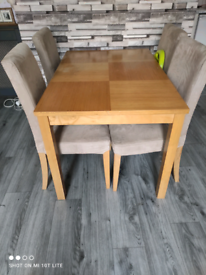 Free Table and chair
