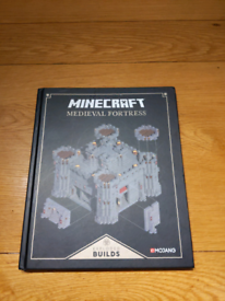 Minecraft Medieval Fortress book