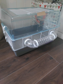 Hamster Cage (Travel)
