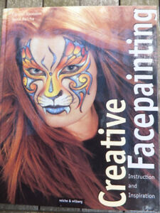 Creative Face Painting Book