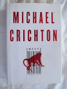 Next - 1st Edition - Michael Crichton - $10.00