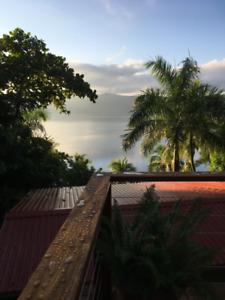 Maison de vacances à côté du lac Laguna de Apoyo Nicaragua